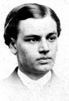Robert Todd Lincoln as a student at Harvard